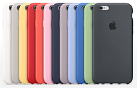 Оригинальный чехол Silicone Case 100% Original iPhone на 5/5s, 6/6s/6 plus, 7/7 plus