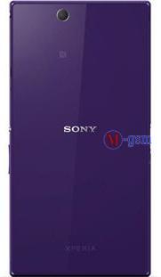 Задняя крышка Sony Xperia Z Ultra, C6606, C6603 Purple