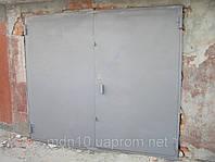 Ворота гаражные утепленные, фото 1