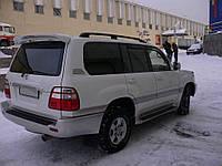 Рейлинги продольные на крышу Toyota Land Cruiser 100 1998-2007