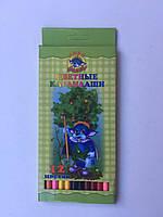 """Цветные карандаши """"Люкс"""" 12 цветов"""
