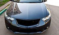 Решетка радиатора Honda Accord CL8 рестайлинг 2011-2012