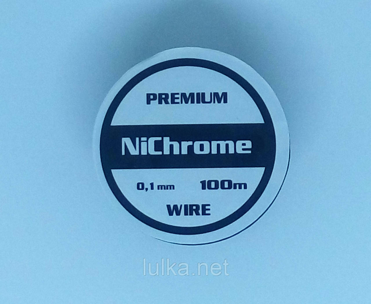 Premium Nichrome Ø 0,1 мм (катушка 100 метров)