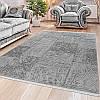 Серый ковер из хлопка, ковры Турция, ковры для дома и квартиры