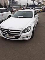 Аренда белого Mercedes Cls 2015 года