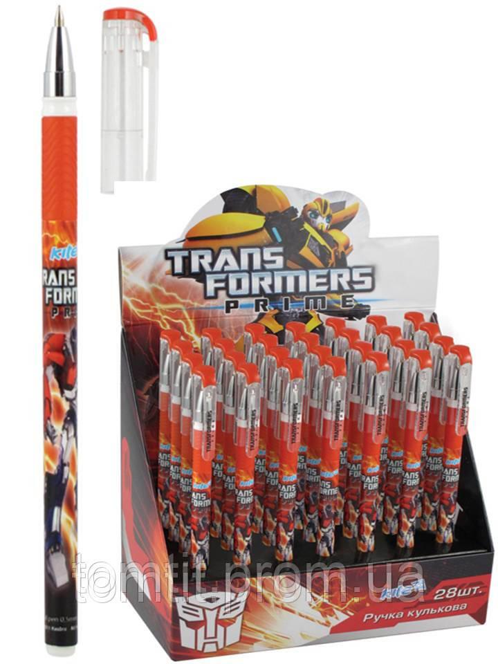 Ручка шариковая (синяя)  «Transformers»