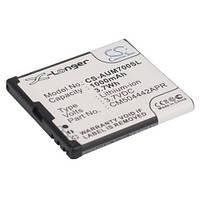Аккумулятор Amplicomms PowerTel M6900 1000 mAh Cameron Sino