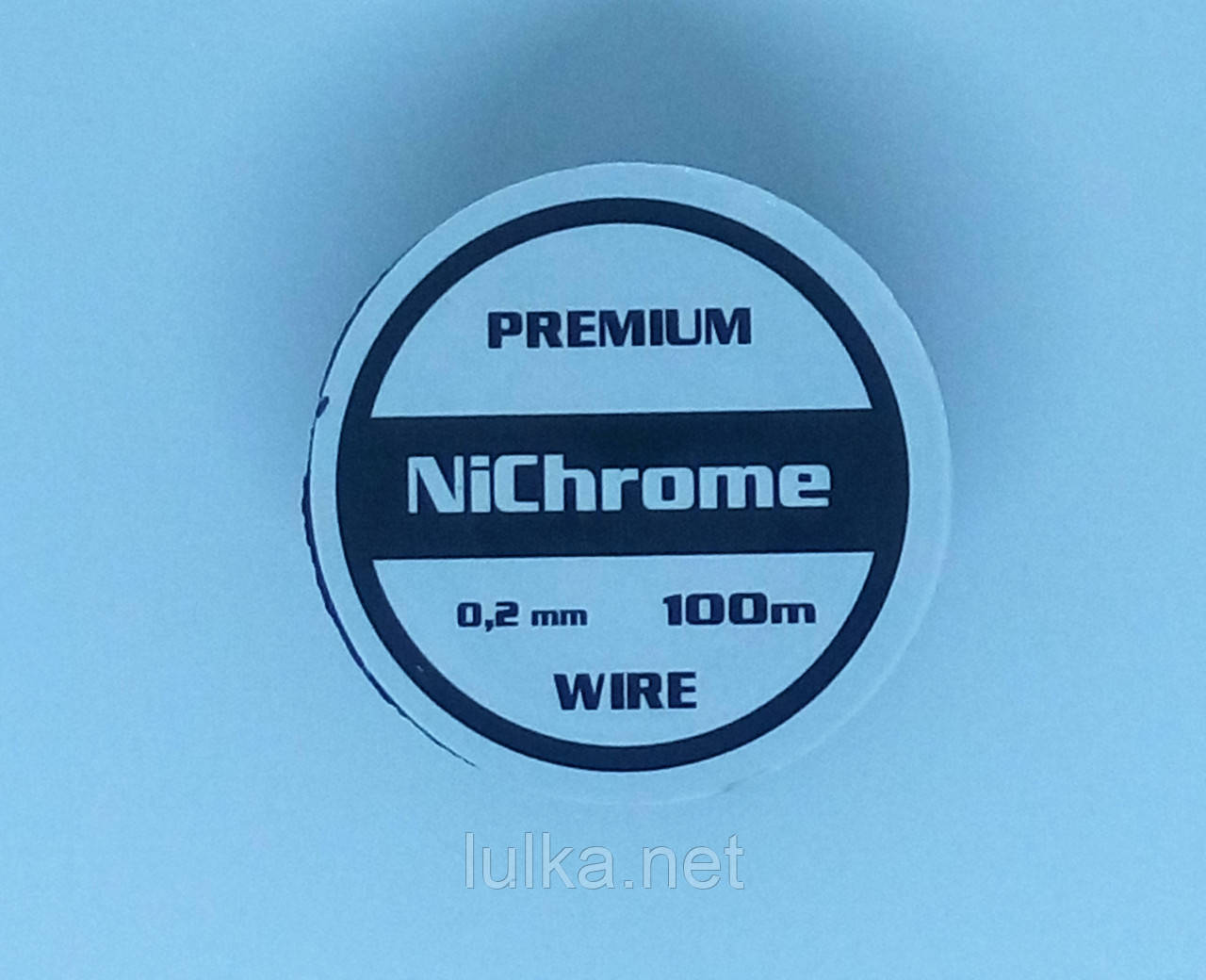 Premium Nichrome Ø 0,2 мм (катушка 100 метров)