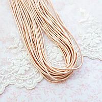 """Канитель спираль """"Розовое золото"""" Индия, 1.5 мм - 10 г."""