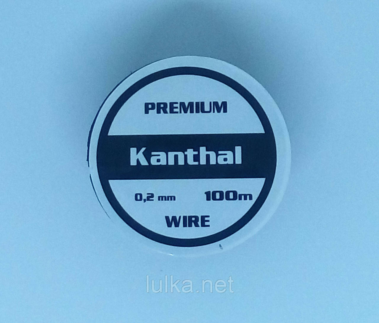 Premium Kanthal Ø 0,2 мм (катушка 100 метров)