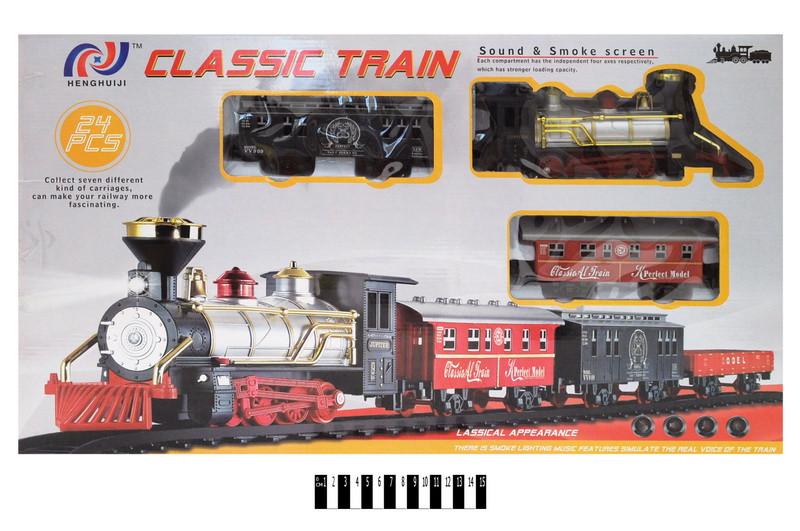Детская железная дорога V8518