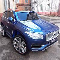 Детский электромобиль VOLVO XC90, синий