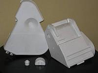 Циклевочная машина. Защитный корпус-модельный комплект.