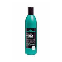 """Шампунь""""ORGANIC CEDAR"""" для тонких и ослабленных волос, TM Planeta Organica 360мл"""