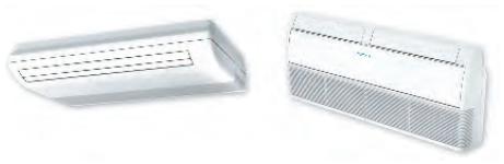 Сплит-система напольно-потолочного типа Neoclima NCS24AH1e/NU24AH1e, фото 2