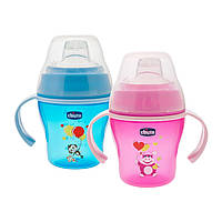 Чашка для прогулок Soft Cup Chicco 06823.12