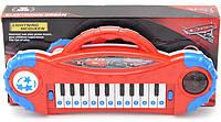 Детское пианино Тачки 17616-88