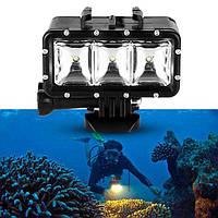 Свет для экшн камеры GoXtreme Light Booster