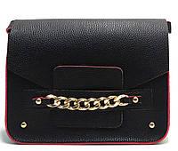 Женская сумка-клатч из искусственной кожи 74821399 Черный