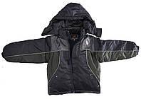 Курточка для мальчиков, хаки (6-9 лет)