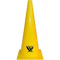 Конус тренировочный SWIFT Traing cone, 45 см (желтый)