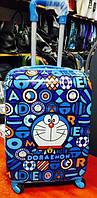 Чемодан дорожный детский 48 см  ручная кладь Cet Doraemon   2212-2212-4