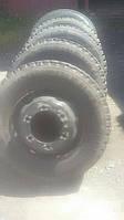 Грузовые шины 225/75 r17.5 Goodyear (с дисками)