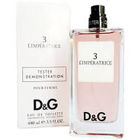 Dolce&Gabbana Anthology L`Imperatrice 3  Тестер 100 мл