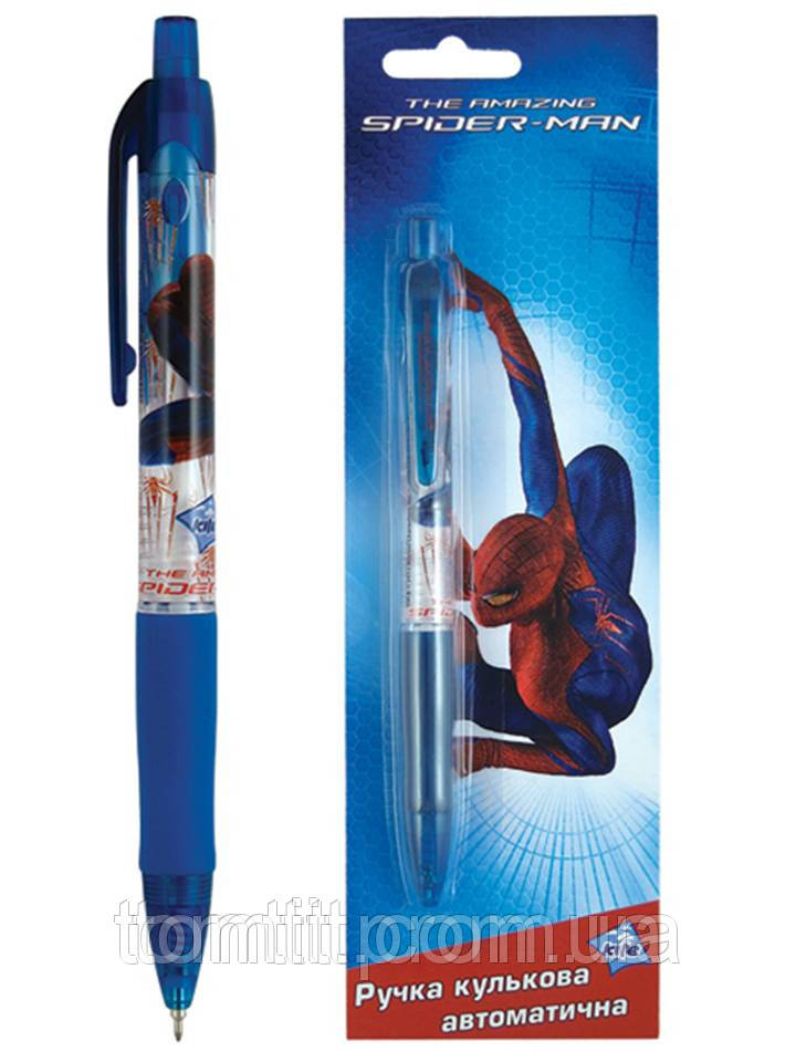 """Ручка шариковая, автоматическая """"Spider-Man"""" (""""Человек-Паук"""")"""