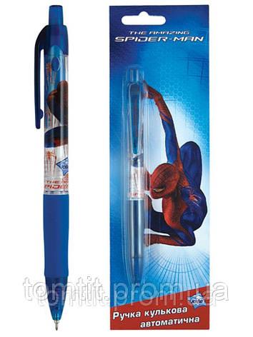 """Ручка шариковая, автоматическая """"Spider-Man"""" (""""Человек-Паук""""), фото 2"""