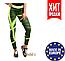 Спортивные женские легинсы Paulo Connerti (original), леггинсы для бега, лосины для йоги, фитнеса, спортзала, фото 3