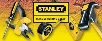 Професійний ручний та електричний інструмент STANLEY