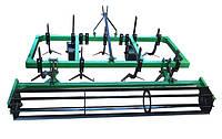 Культиватор сплошной обработки Володар КН 1.6М с катком