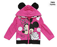 Кофта Minnie Mouse для девочки., фото 1