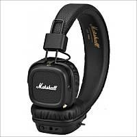 Наушники с микрофоном беспроводные Marshall Bluetooth Major II