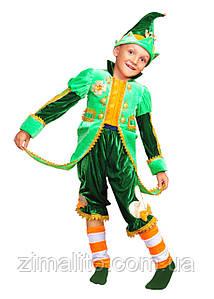 Леприкон карнавальный костюм детский