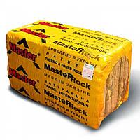 MASTER-ROK 30 минераловатная плита 100мм, 50мм   В сорт (5шт), (1000ммХ600мм), 3м.кв.