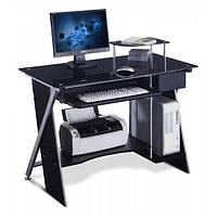 Компютерні столи зі скла та металу