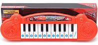 Детское пианино Тачки 17616-89
