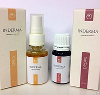 Inderma cream - крем от псориаза (Индерма), 50 мл