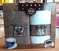 Набор кухонный махровые полотенца 40 х 60 см., 2 шт. Merzuka