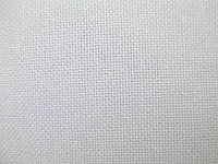 Ткань сорочечная для вышиванок №30 белого цвета (под крестик)