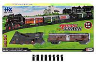 Железная дорога НХ2015-11  на батарейках