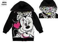 Кофта Minnie Mouse для девочки. 4 года, фото 1