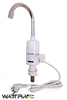 Электрический проточный водонагреватель Grunhelm EWH-3G (3 кВт) проточник