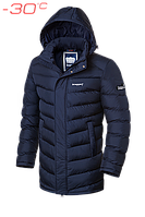 Длинная зимняя куртка Braggart Aggressive 2677A