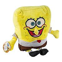 Смешная мягкая игрушка подушка Губка Боб