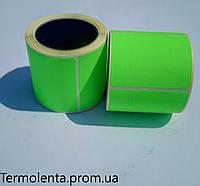Этикет - лента 50*40 (200) Зеленая