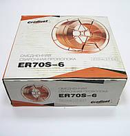 Сварочная проволока Gradient ER70S-6, 0,8мм, 15кг