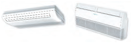 Сплит-система напольно-потолочного типа Neoclima NCSI/NUI-48AH3s, фото 2